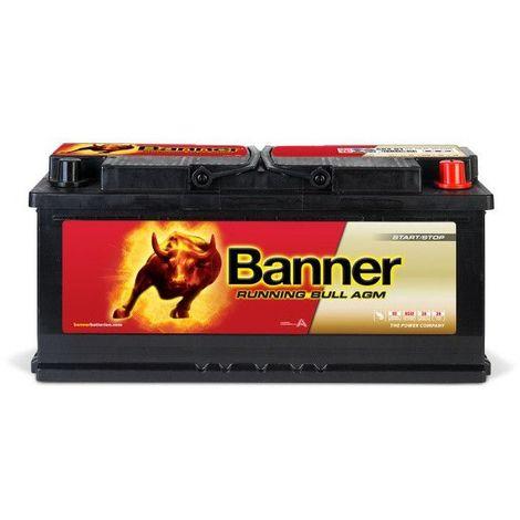 Batterie Banner Running Bull 60501 AGM 12v 105ah 950A