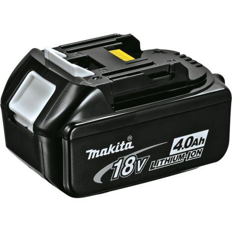 Batterie BL1840 MAKITA Set 18V 4.0 Ah - 197265-4
