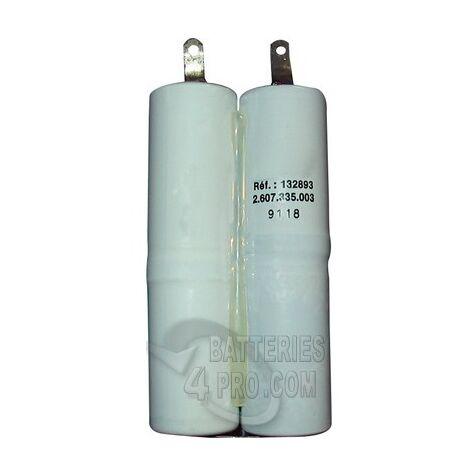 Batterie Bosch 4.8V 2607335003