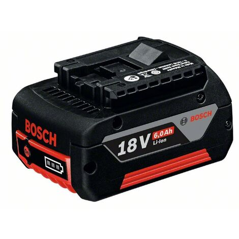 Batterie BOSCH GBA 18V 6,0 Ah 1600A004ZN