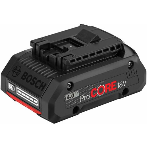 Batterie Bosch ProCore 18V 4Ah