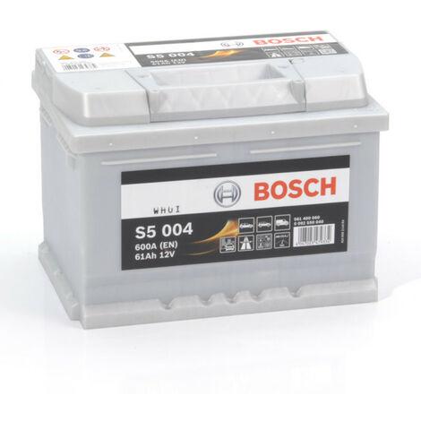 Batterie Bosch S5 004 12v 61ah 600A 561 400 060