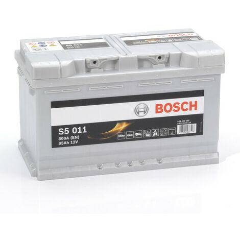 Batterie Bosch S5 011 12v 85ah 800A 577 400 078