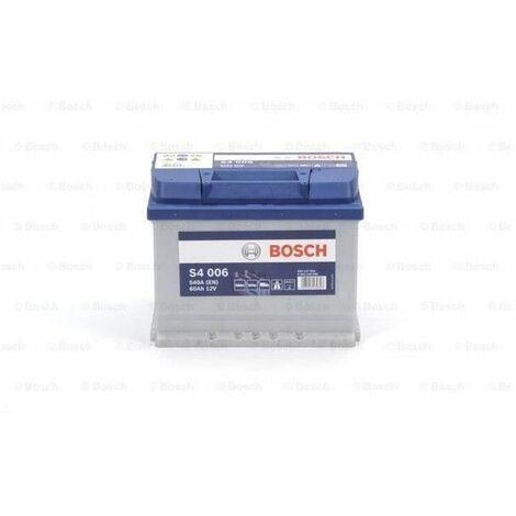 Batterie de démarrage BOSCH S4006
