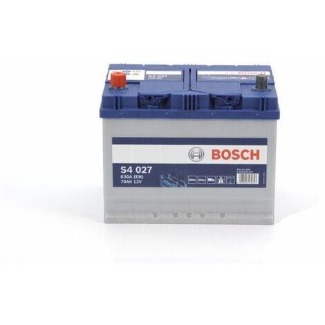 Batterie de démarrage BOSCH S4027