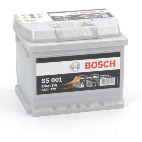 Batterie de démarrage BOSCH S5001