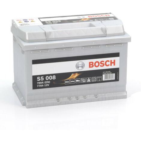 Batterie de démarrage BOSCH S5008