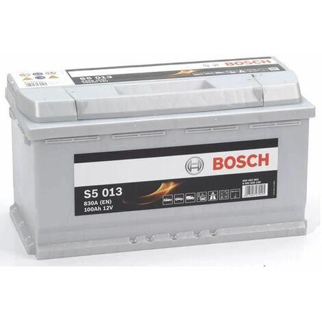Batterie de démarrage BOSCH S5013