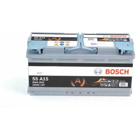 Batterie de démarrage BOSCH S5A15