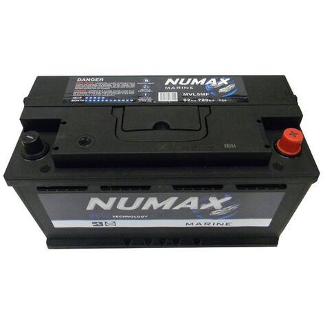 : Lucas Supreme Ls096 Batterie Voitures, 12 V 78Ah