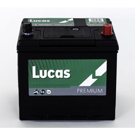 : Lucas Premium Lp249 Batterie Voitures, 12 V 91Ah