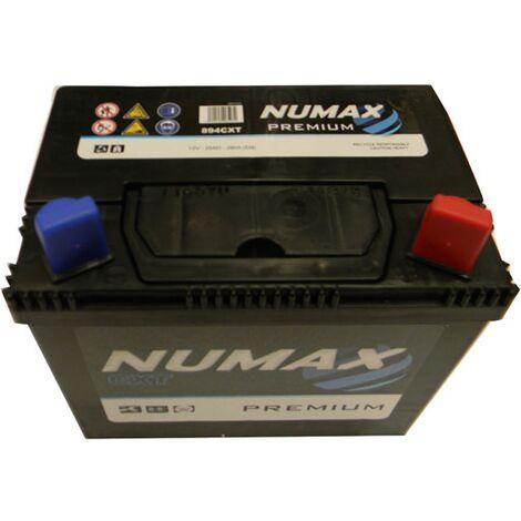 Batterie de démarrage Numax Motoculture U1R9 894CXT 12V 25Ah / 280A