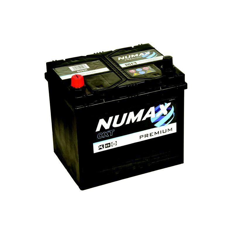 Batterie de démarrage Numax Premium D23R 0005R 12V 60Ah / 500A