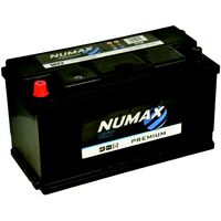 Batterie de démarrage Numax Premium LB5G 018 12V 92Ah / 850A