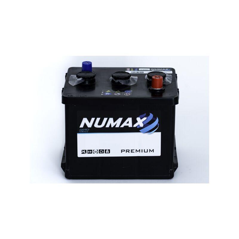 Batterie de démarrage Numax Premium M2D 156 6V 84Ah / 500A