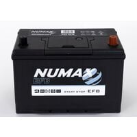 Batterie de démarrage Numax Supreme D31 249EFB 12V 95Ah / 800A