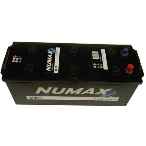 Batterie de démarrage Poids Lourds et Agricoles Numax Premium TRUCKS B14G / A 612 12V 140Ah / 800A
