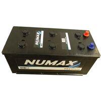 Batterie de démarrage Poids Lourds et Agricoles Numax Premium TRUCKS B15DT/ B 629 R 12V 170Ah / 1050A