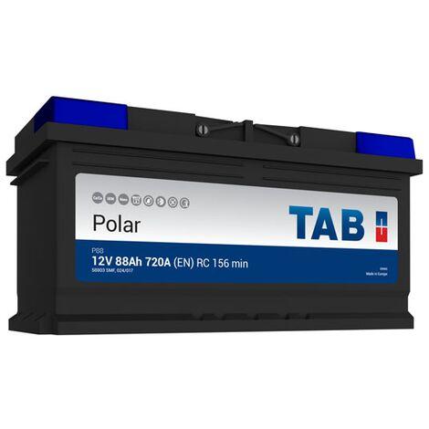 Batterie de démarrage TAB Polar S L5B S90 12V 90Ah 760A