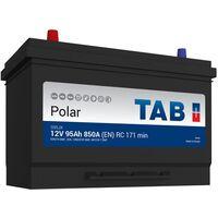 Batterie de démarrage TAB Polar S M11G S95JX 12V 95Ah 800A