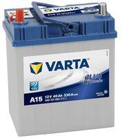 Batterie de démarrage Varta Blue Dynamic B19R A15 12V 40Ah / 330A 540127033
