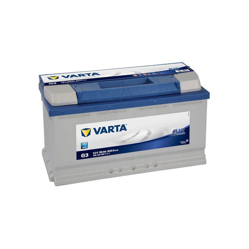 017 F6/ /Varta Black Dynamic Batterie de Voiture