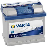 Batterie de démarrage Varta Blue Dynamic LB1 B18 12V 44Ah / 440A