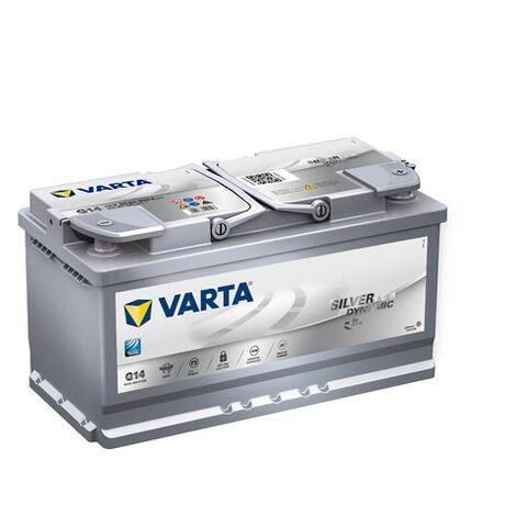 Batterie de démarrage Varta Silver Dynamic L5 G14 12V 95Ah / 850A 595901085