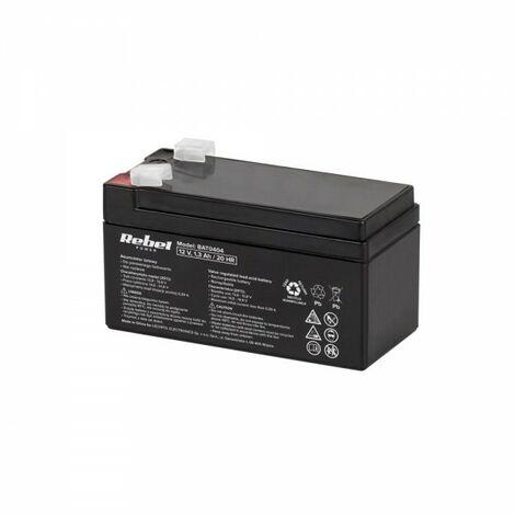 Batterie de gel rebelle 12V 1,3Ah