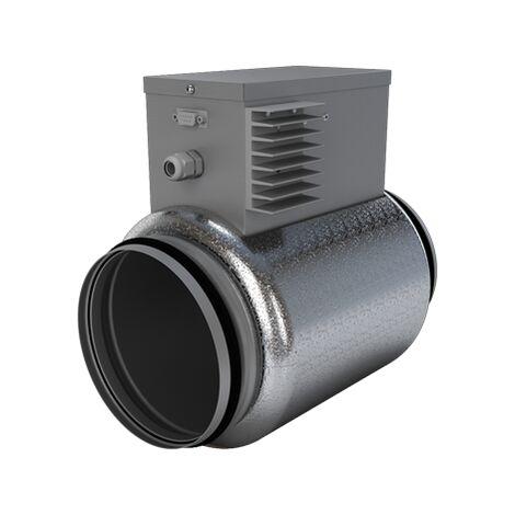 Batterie de préchauffage 1,2 kW D125 - NKP ECONOPRIME - NKP12512