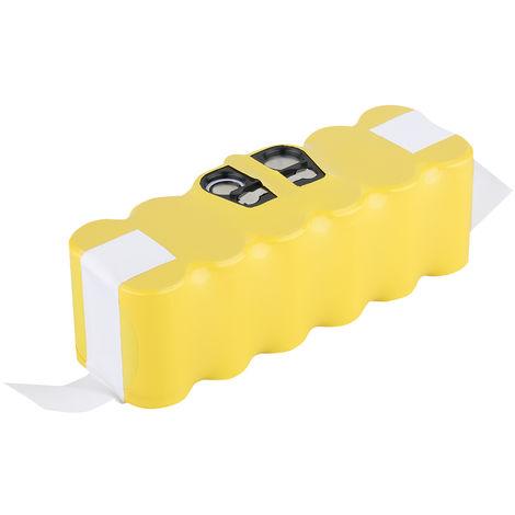 Batterie de Rechange 14.4V Ni-MH pour IRobot Roomba Aspirateur 3500mAh 500 600 700 800 Series