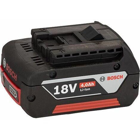 Batterie de rechange Bosch 18V 4,0 AH