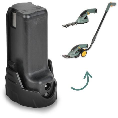 Batterie de Rechange pour Coupe Bordures + Taille Haie Electrique - 3,6V