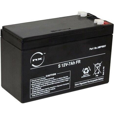 Batterie de secours 12V pour motorisation de portail - CAME - {couleurs}
