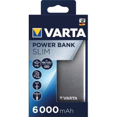 Batterie de secours Powerbank Slim 18000 mAh