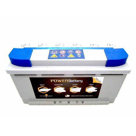Batterie décharge lente AGM Power Battery 12v 105ah