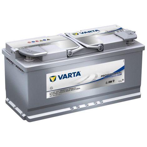 Batterie décharge lente AGM Varta LA105 12v 105ah
