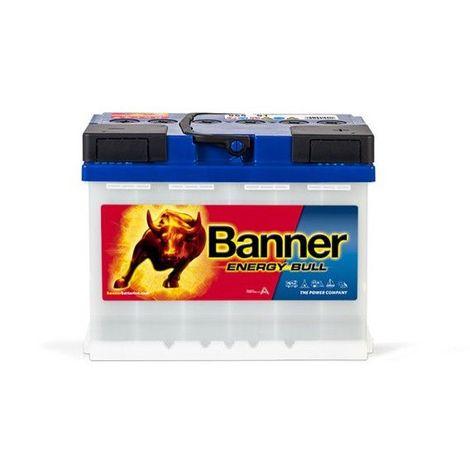 Batterie décharge lente Banner Energy Bull 95501 12v 60 ah