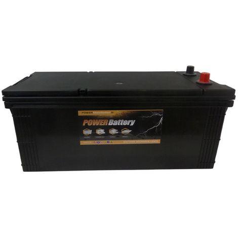 Batterie décharge lente Power Battery 12v 225ah sans entretien.