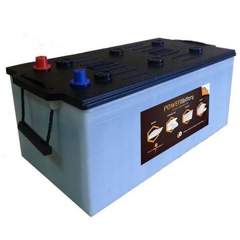 Batterie décharge lente Power Battery 12v 240ah