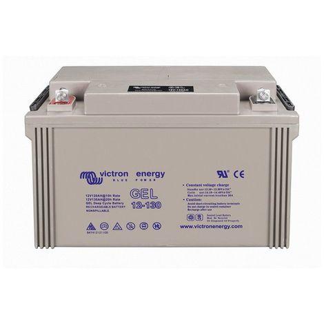 Batterie décharge lente Victron BAT412121104 Gel 12v 130ah