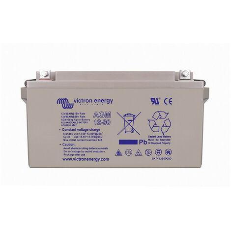 Batterie décharge lente Victron BAT412800084 AGM 12v 90ah