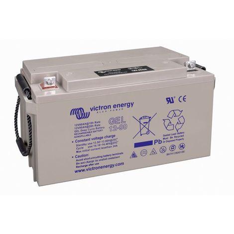Batterie décharge lente Victron Gel 12v 90ah BAT412800104