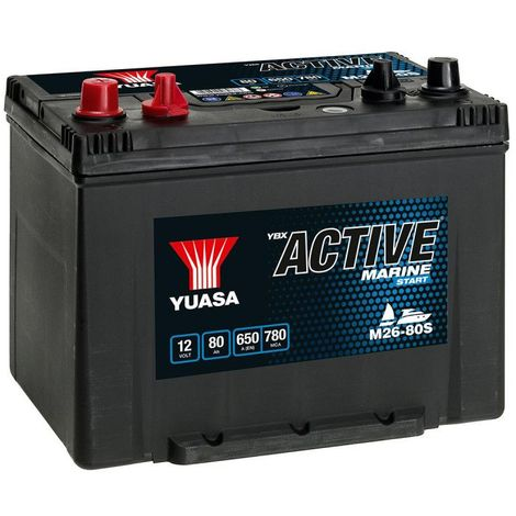 Batterie décharge lente Power Battery 12v 100ah
