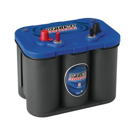 Batterie démarrage Sprial Cell OPTIMA BLUE TOP BT SLI - 4.2 12V 50AH 815 AMPS (EN)