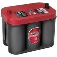 Batterie démarrage Sprial Cell OPTIMA RED TOP RT C - 4.2 12V 50AH 815 AMPS (EN)