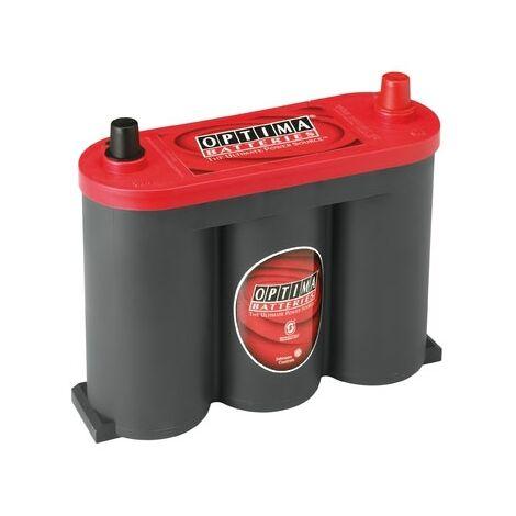 Batterie démarrage Sprial Cell OPTIMA RED TOP RT S - 2.1 (6V) 6V 50AH 815 AMPS (EN)