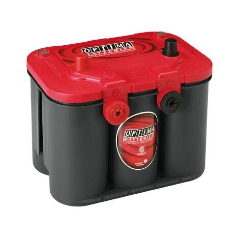Batterie démarrage Sprial Cell OPTIMA RED TOP RT U - 4.2 12V 50AH 815 AMPS (EN)