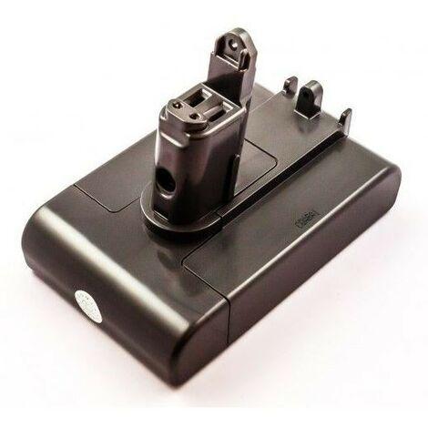 Batterie demontage par vis adaptable pour aspirateur Dyson