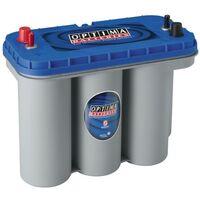 Batterie Dual Sprial Cell OPTIMA BLUE TOP BT DC - 5.5 12V 75AH 975 AMPS (EN)